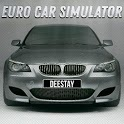 Euro Car: Simulator icon