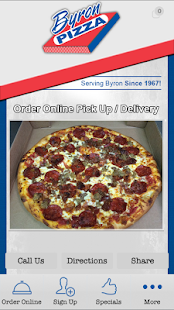 Byron Pizza- screenshot thumbnail