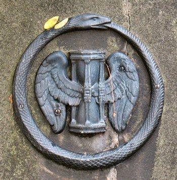 Moordrecht  Graf Drost IJserman symbool
