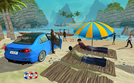 Miami Crazy Beach Summer Holidays Party 3D 1.0 app download 1
