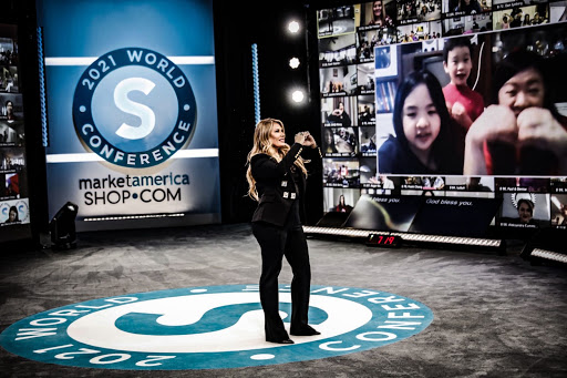 Market America 2021 Virtual World Conference Revolutionizes Ecommerce Industry After Weekend Of Product Launches, New Technologies, And Celebrity Guest Speakers