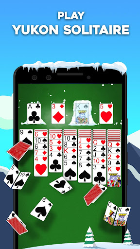 Yukon Russian – Classic Solitaire Challenge Game apklade screenshots 1