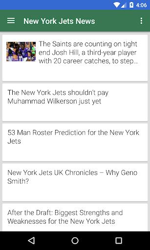 BIG NYJ Football ニュース