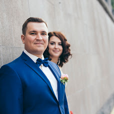 Wedding photographer Aleksey Ovchinnikov (Aleov4). Photo of 14.08.2016