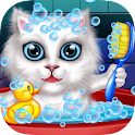 Wash and Treat Pets -Kids Game icon
