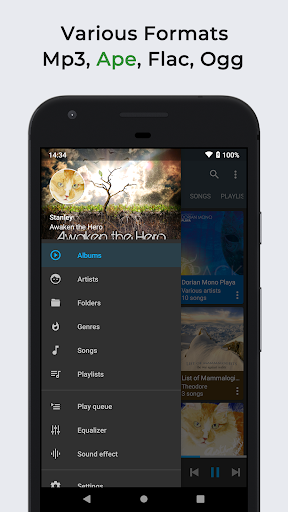 Omnia Music Player for Android - Download