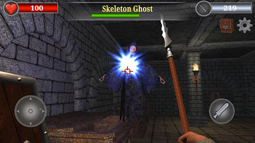 Old Gold 3D: Dungeon Quest Action RPG  screenshots 7