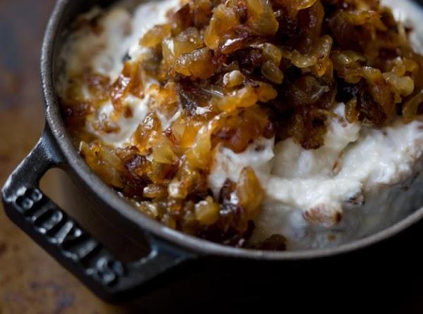 Carmelized Onion Spread Recipe