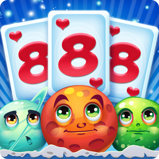 Solitaire - Space Baby Android APK Download Free By Xu Solitaire Games