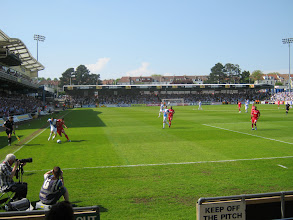 Photo: 23/04/11 v Charlton Athletic (Football League Div 1) 2-2 - contributed by Justin Holmes