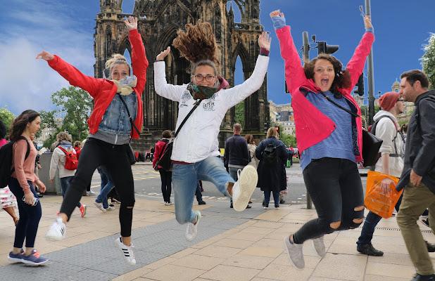 Un salto ad Edimburgo. di aldo57