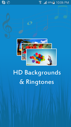玩免費遊戲APP|下載HD Backgrounds and Ringtones app不用錢|硬是要APP