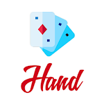 Hand Card Game Icon