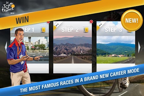 Tour de France 2016 - The Game Screenshot
