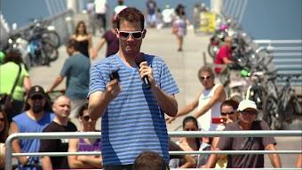 July 19, 2011 - The $150,000 Tosh.0 Marathon