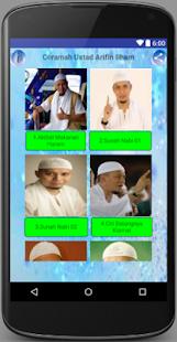 Ceramah Ustad Arifin Ilham - náhled