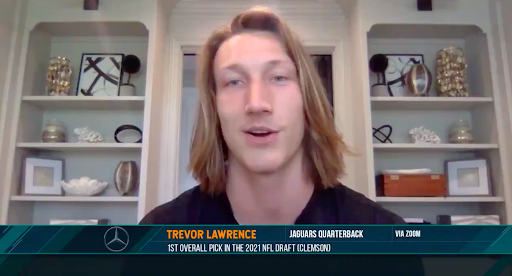 Trevor Lawrence Finally Shares His Thoughts On Jags Signing Tim Tebow