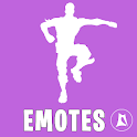 Dances from Fortnite (Emotes, Shop, Wallpapers) icon