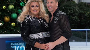 Gemma Collins fumes at Jason Gardiner on Dancing On Ice