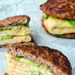 My Favorite Keto Breakfast Sandwich.