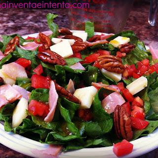 Healthy Pecan Salad