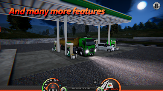 Truck Simulator : Europe 2 MOD Apk (Unlimited Purchases) 8