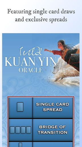 Wild Kuan Yin Oracle screenshot 3