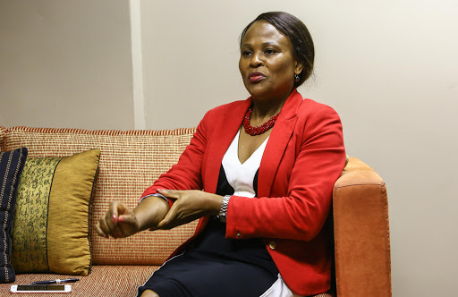Mkhwebane to probe politicians' role in dodgy dairy project.