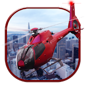 City Helicopter Game Simulator