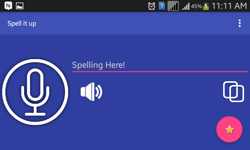 Spell & Pronounce Words Right- screenshot