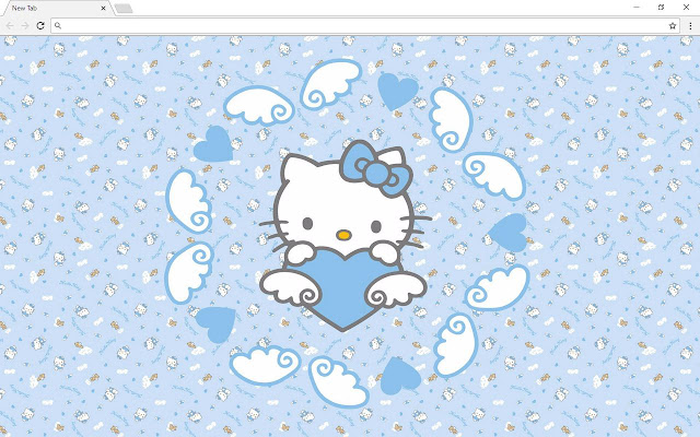 Hello Kitty Backgrounds New Tab