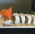 Kakiage Tempura Roll (mixed veggie tempura)