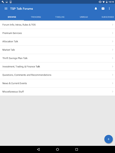 Download TSP Talk Forums Google Play softwares