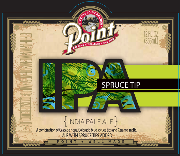 Logo of Point Spruce Tip IPA