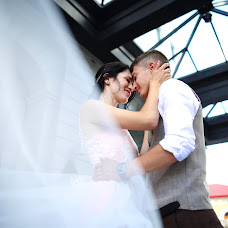 Wedding photographer Lesya Dautova (Redfoxstudio). Photo of 23.09.2016
