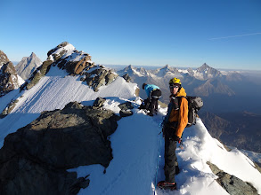 Photo: Breithorn Pointe 4106m