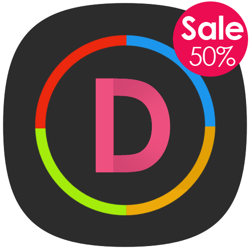 Dark Mee UI - Icon Pack