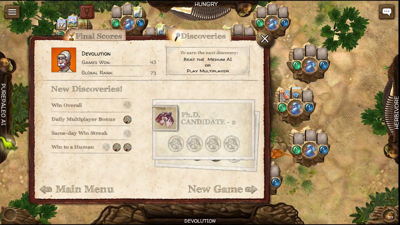 Evolution : The Video Game Screenshot 15