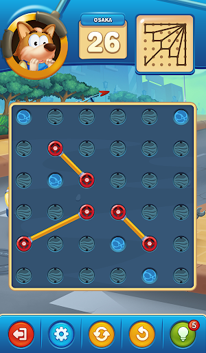 Pipe Line Puzzle : Free Puzzle Game 2019 1.2.2 androidappsheaven.com 16