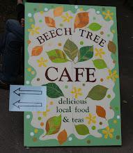 Photo: Beech Tree Cafe © Priston Festival 2012