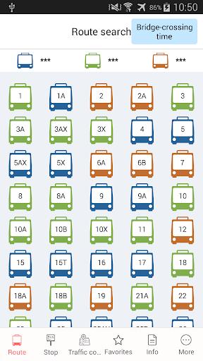 Bus Traveling System 1.0.11 screenshots 1