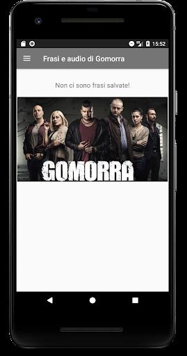 Frasi E Audio Di Gomorra Apps On Google Play