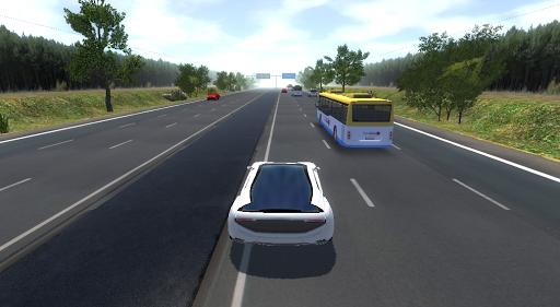 High Speed Traffic Racer