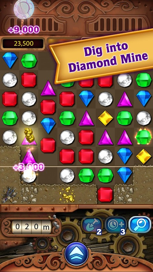 Bejeweled Classic- screenshot