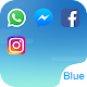 Dual Space - Multi Accounts & Fresh Blue Theme APK