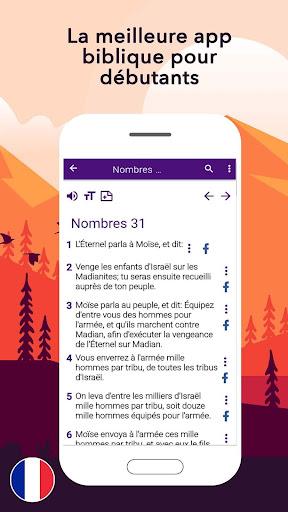 Bible en franu00e7ais courant 1.0 screenshots 7