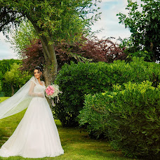 Wedding photographer Eliana Plotskaya (Lanaplotskaya). Photo of 09.10.2018