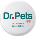 DrPetsApp - Consult Veterinary Doctor Online 24x7 icon