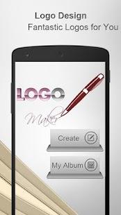 Logo Maker 3D & Logo Creator - náhled