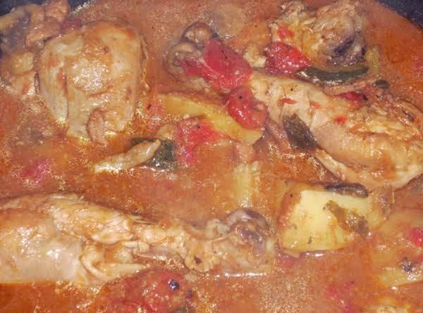 Mild Chicken Tikki Marsala